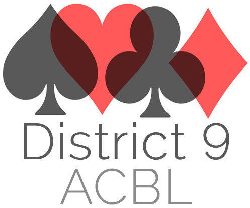 ACBL District 9 Logo